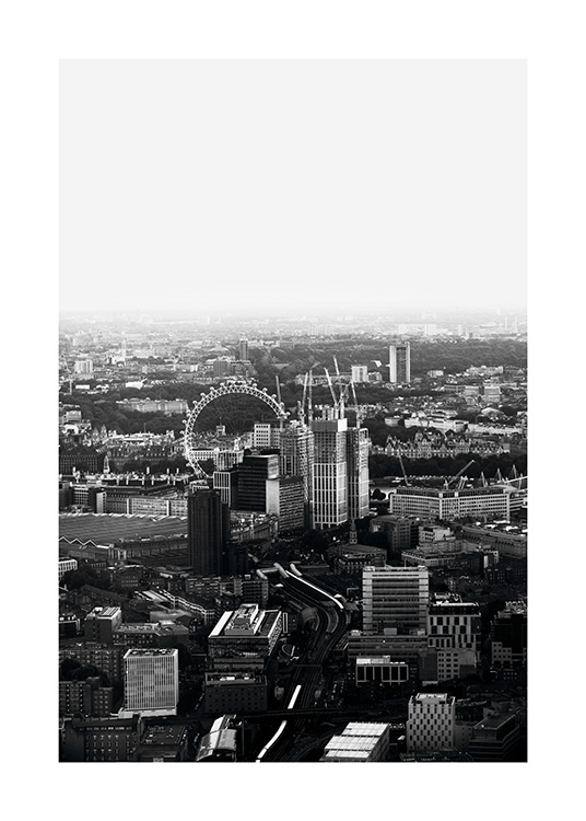 London View Plakat / Fotokunst hos Desenio AB (11374)