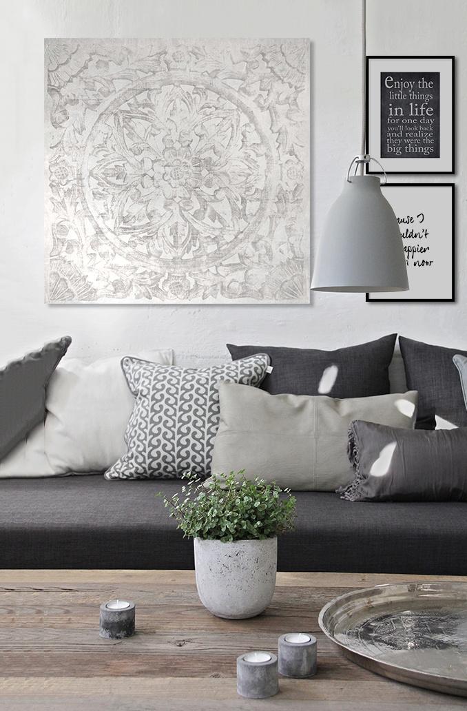 Plakat med tekst, sort hvid plakat med tekst