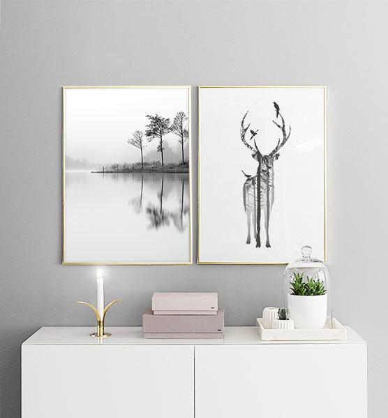 Plakater Og Posters Moderne Kunst Online Hos Desenio